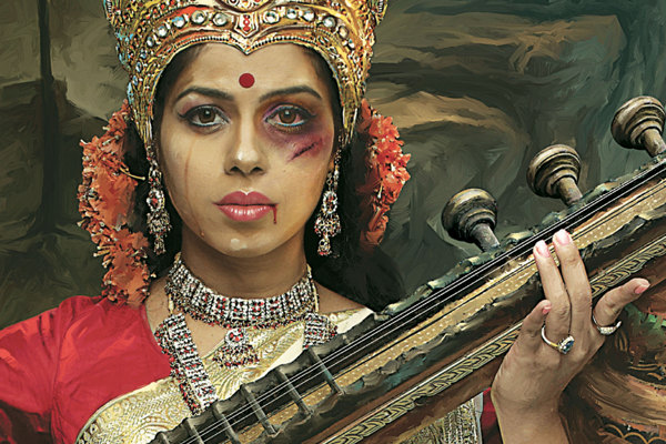 Abuse Of Indian Goddesses Is A Boon For Violence Against Women